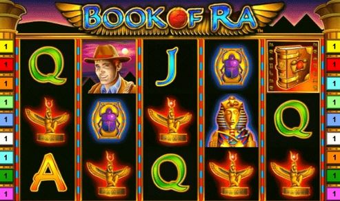 video slots online buch des ra